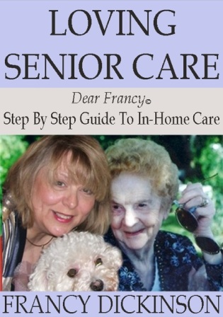 Care Giving Advice for Spouses and Family of Seniors in home care